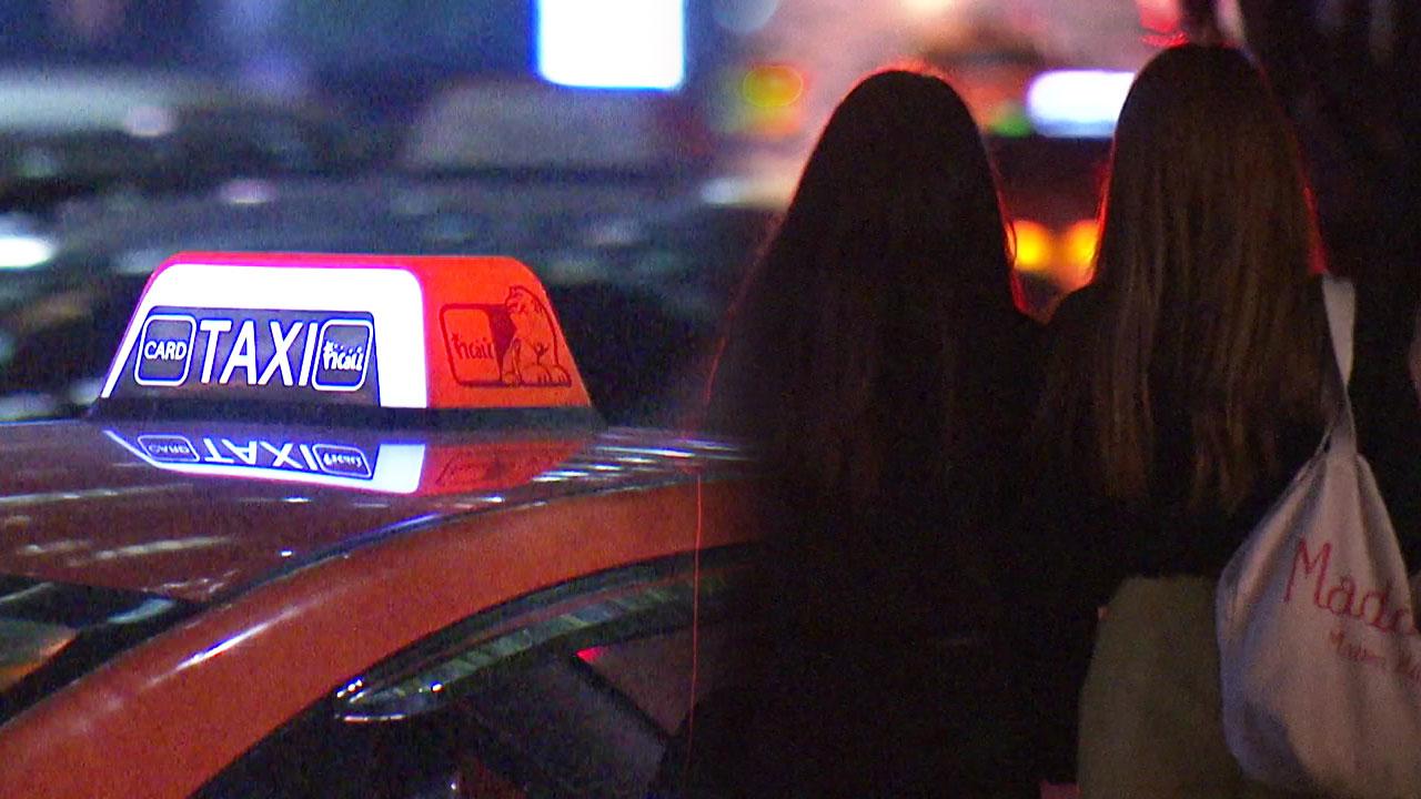 강도로 돌변한 택시기사...여성 승객 '불안'