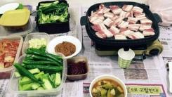 [좋은뉴스] 직원들 위해 점심 밥상 차리는 미용실 원장