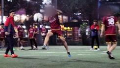 [좋은뉴스] 축구로 희망 쏘는 '학교 밖 청소년'