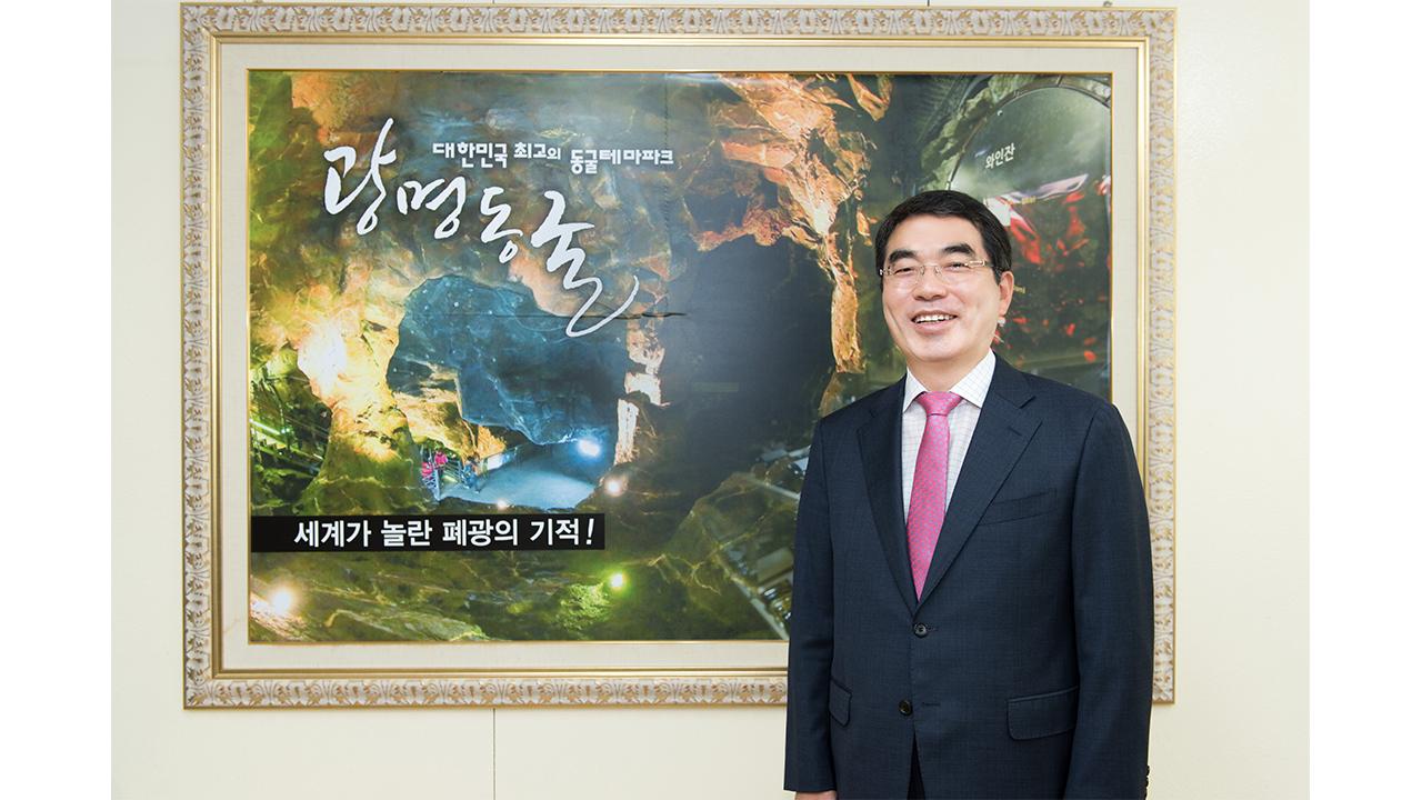 """[리더스인터뷰] """"글로벌 광명(光明) 이끌어 갈 인재 양성한다"""", 양기대 광명시장"""