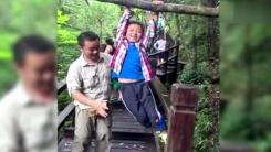 [좋은뉴스] 중국, 백혈병 아빠 살린 8살 효자