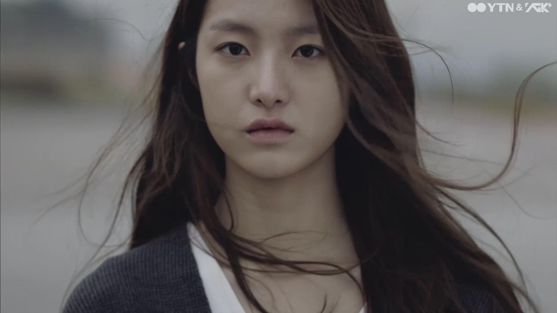 모델 이하은, 정승환 '이 바보야' MV에서 청초한 미모 눈길
