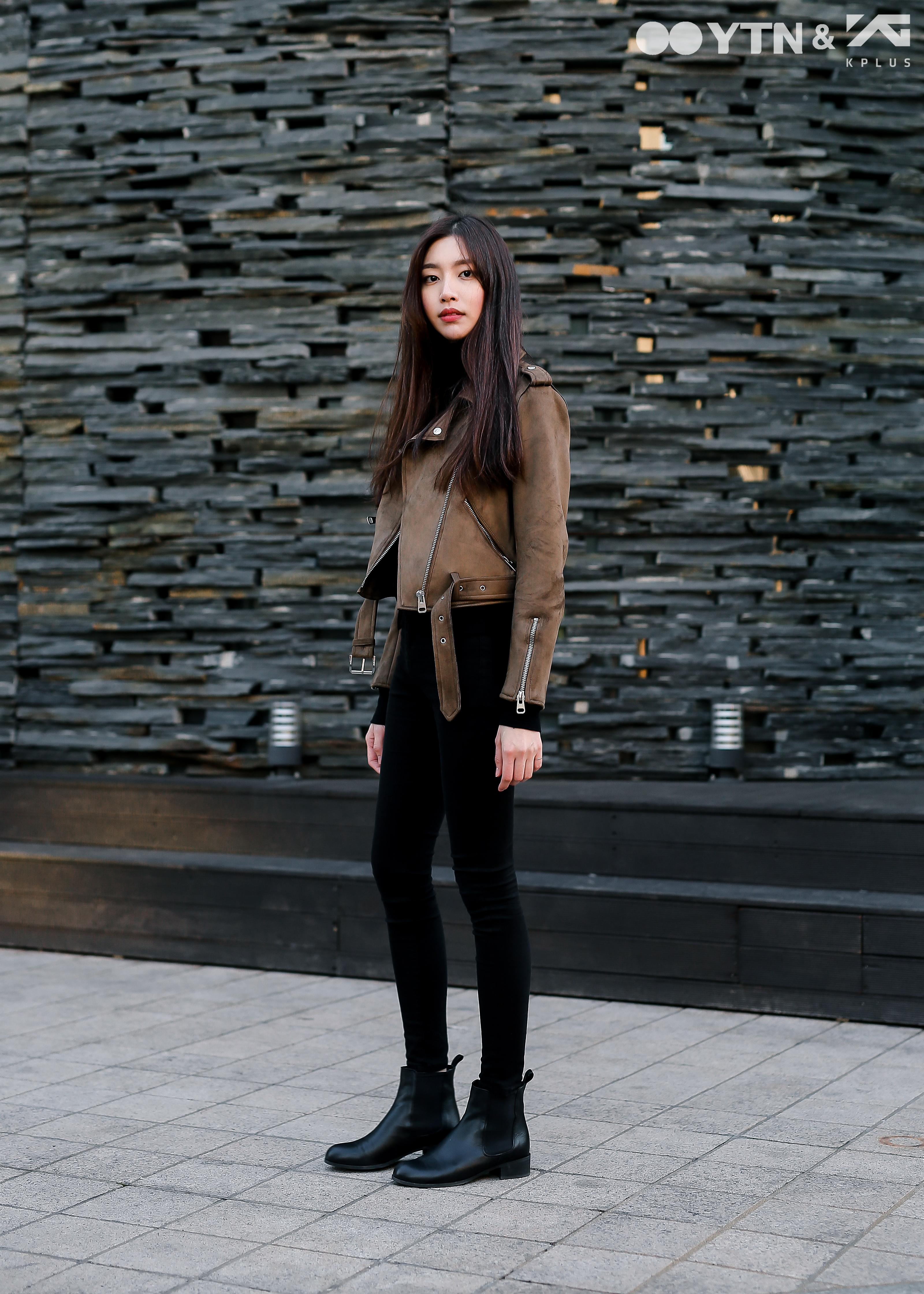 '궁극의 차도녀' 모델 이하나의 프렌치 시크 룩