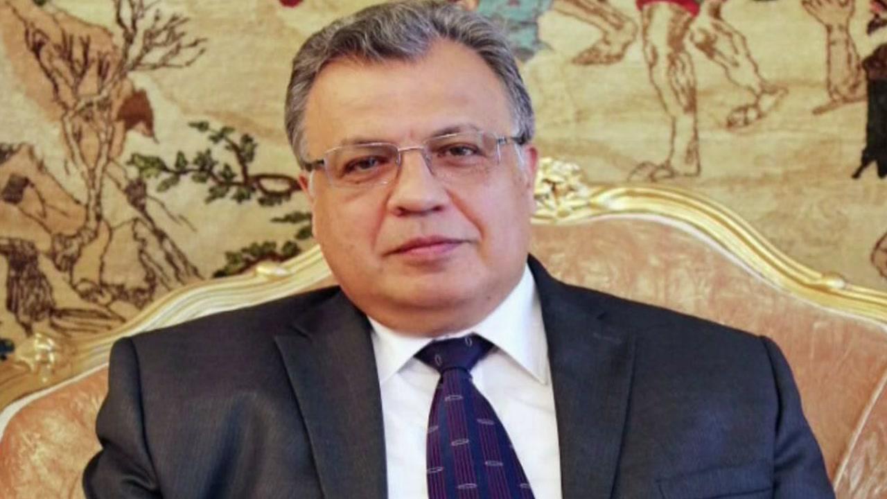 터키 주재 러시아 대사 총격 사망