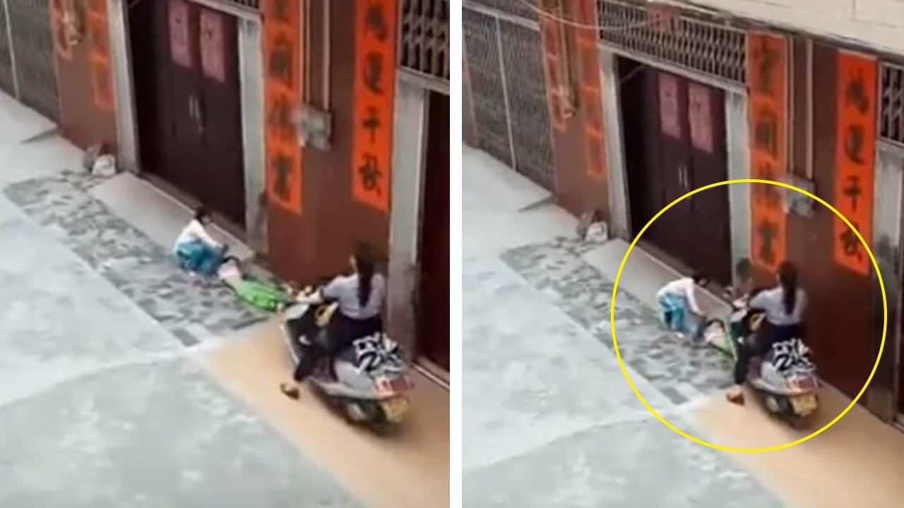 '명백한 고의' 5살 아이 차바퀴로 깔고 지나간 운전자