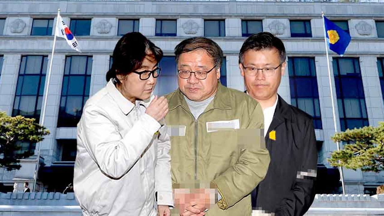 최순실·안종범·정호성 오늘 첫 재판