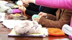 [좋은뉴스] 털모자로 사랑 전하는 학교 영양사들