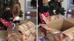 3살 아이가 받은 '크리스마스 선물' 상자가 비어있는 이유