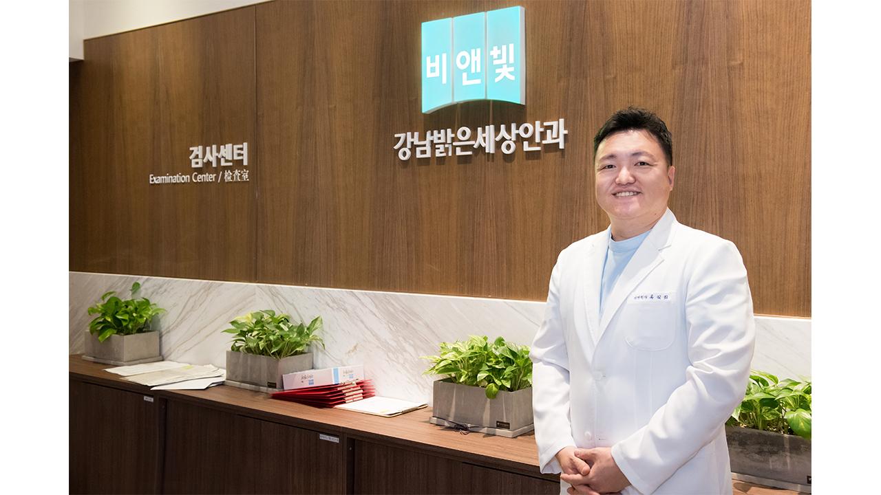 """[헬스플러스라이프] """"눈 건강, 자연광 중요"""" 류익희 비앤빛 강남밝은세상안과의원 원장"""