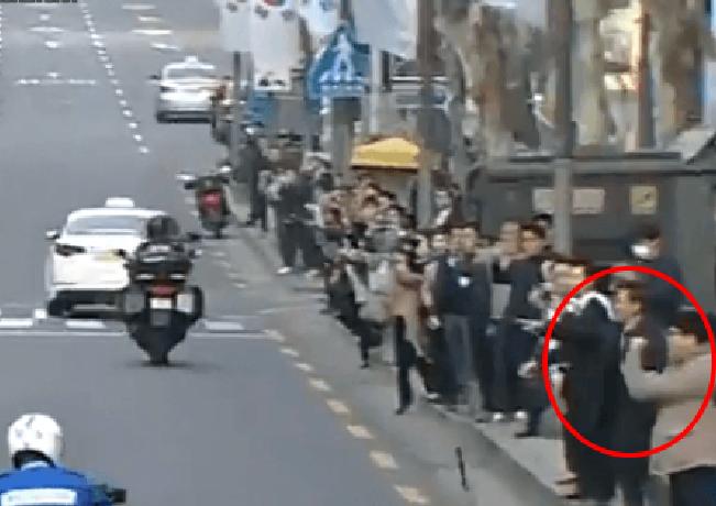 '박근혜 전 대통령 소환'에 대한 시민들 반응