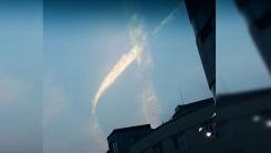 '세월호 노란 리본 구름' 직접 찍은 사람의 한마디