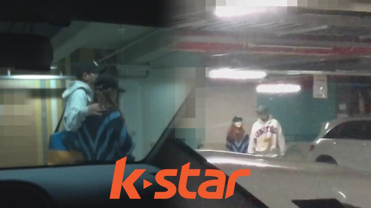 [단독] 윤현민♡백진희, 데이트 현장 포착