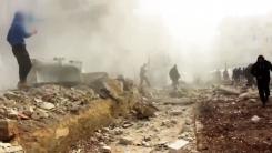 시리아에선 무슨 일이?