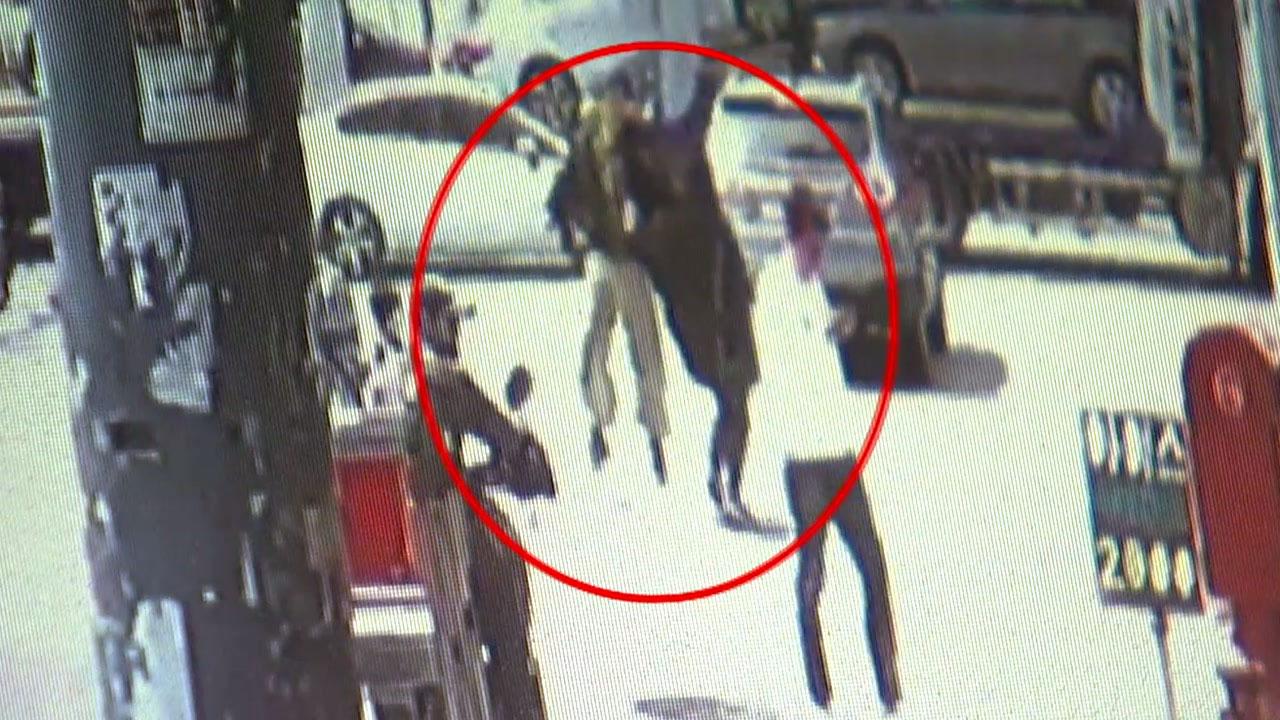 '무차별 폭행당했는데...' 가해 남성 귀가시킨 경찰