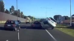 [영상] 안전거리를 확보해야 하는 이유