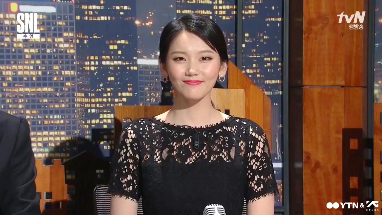 'SNL9' 심소영, MC 역할 톡톡히 해내며 존재감 뽐내!