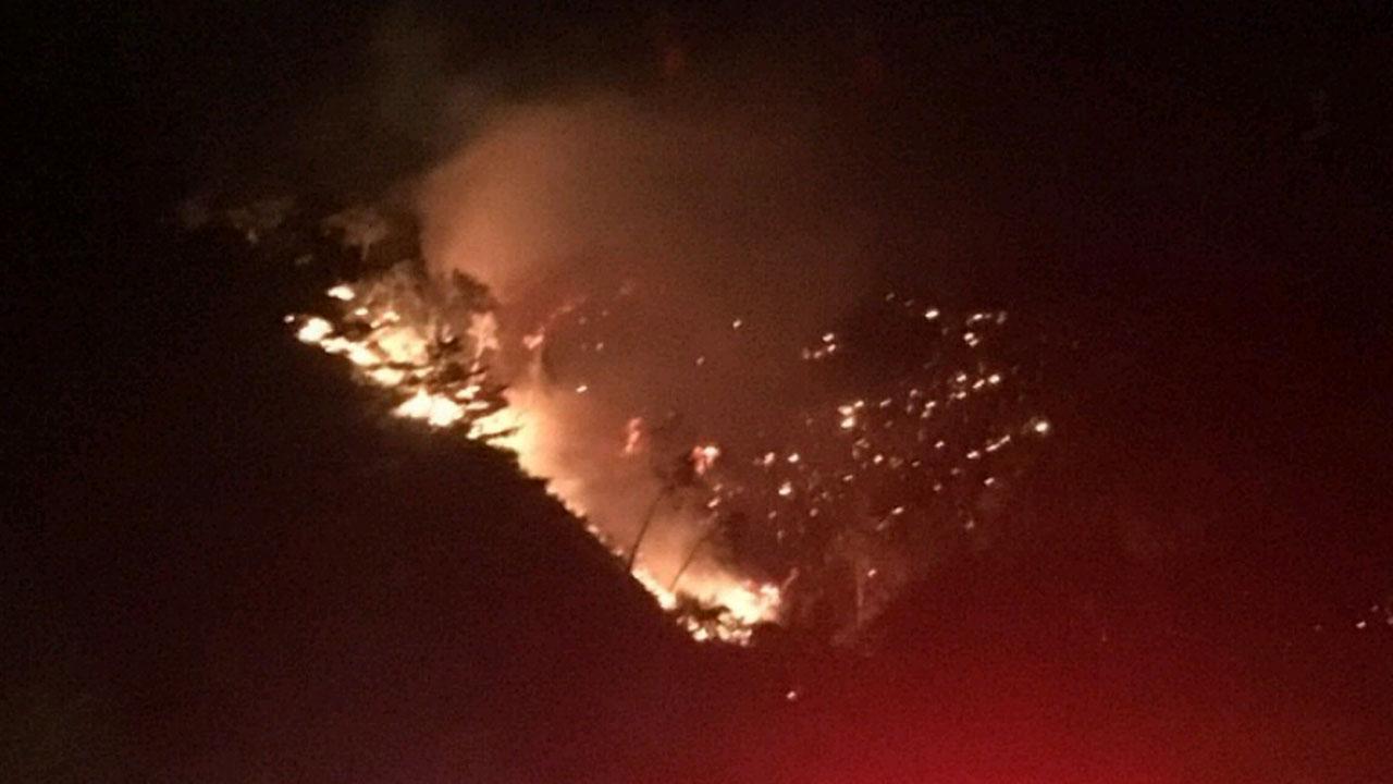 [속보] 강릉 성산면 잔불 재점화...주민 대피령