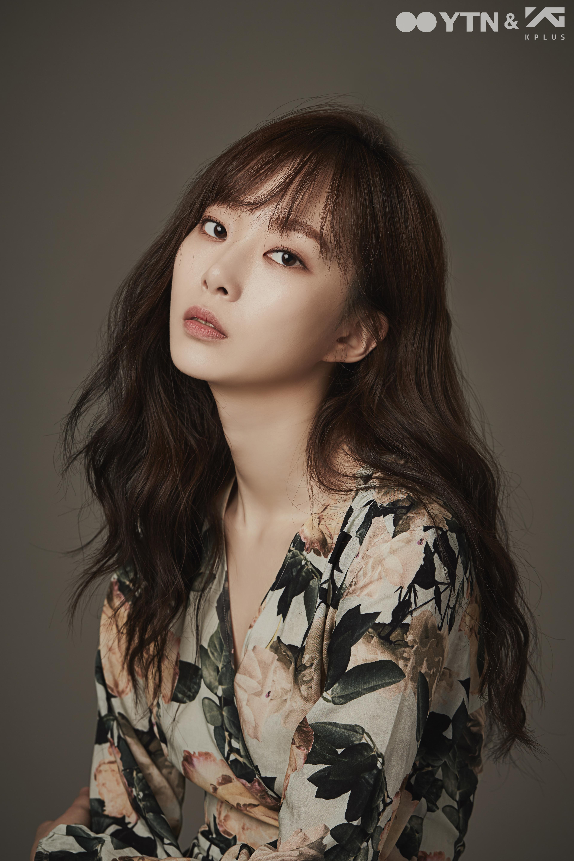 모델 김효경, '시크 그 자체' 분위기 여신으로 변신!