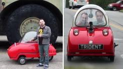 '최고 시속 61km'...세계에서 가장 작은 자동차