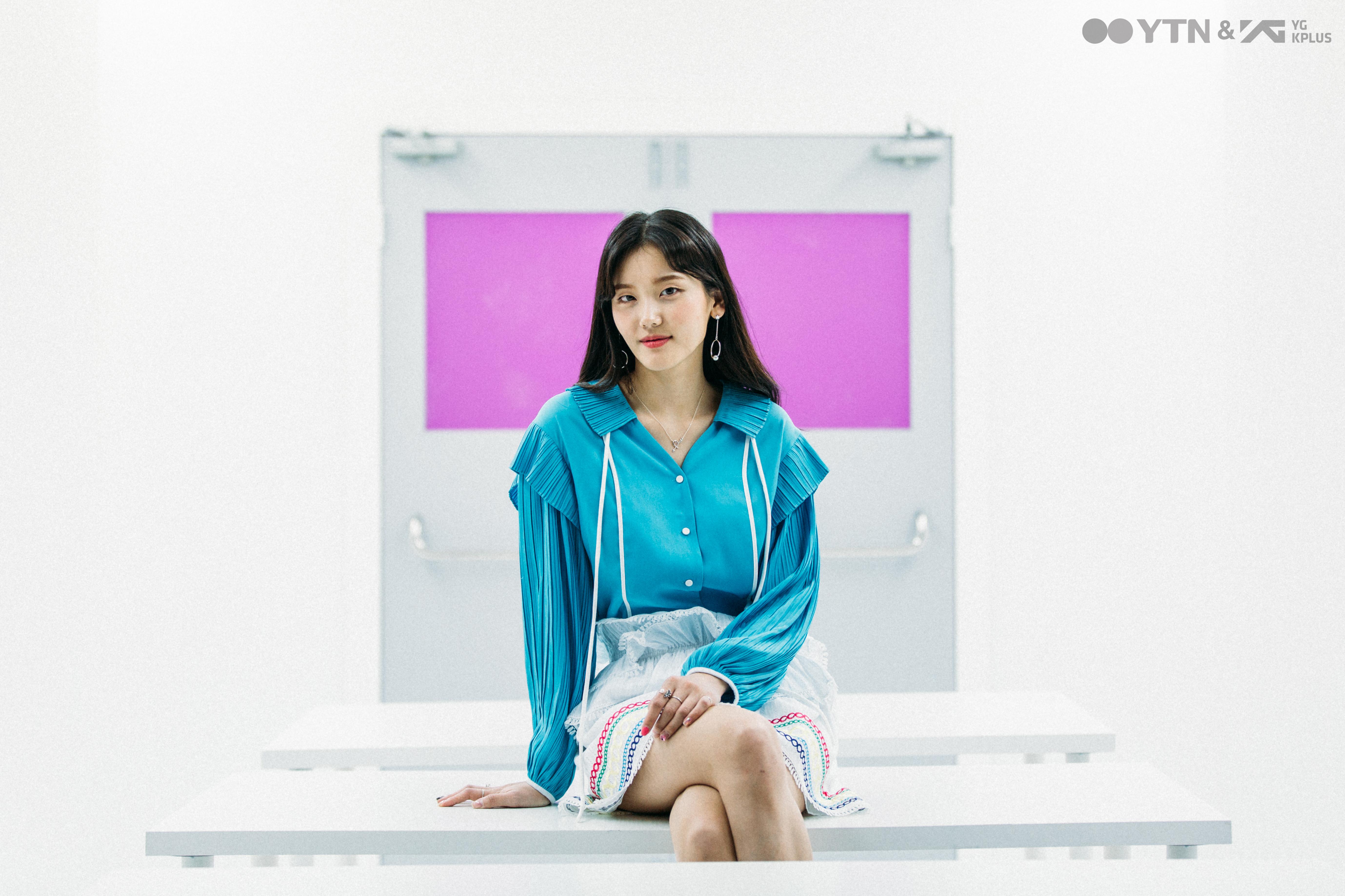 """심소영, 식케이 'Party' 뮤비 속 스틸 공개! """"인형 비주얼 실화냐"""""""