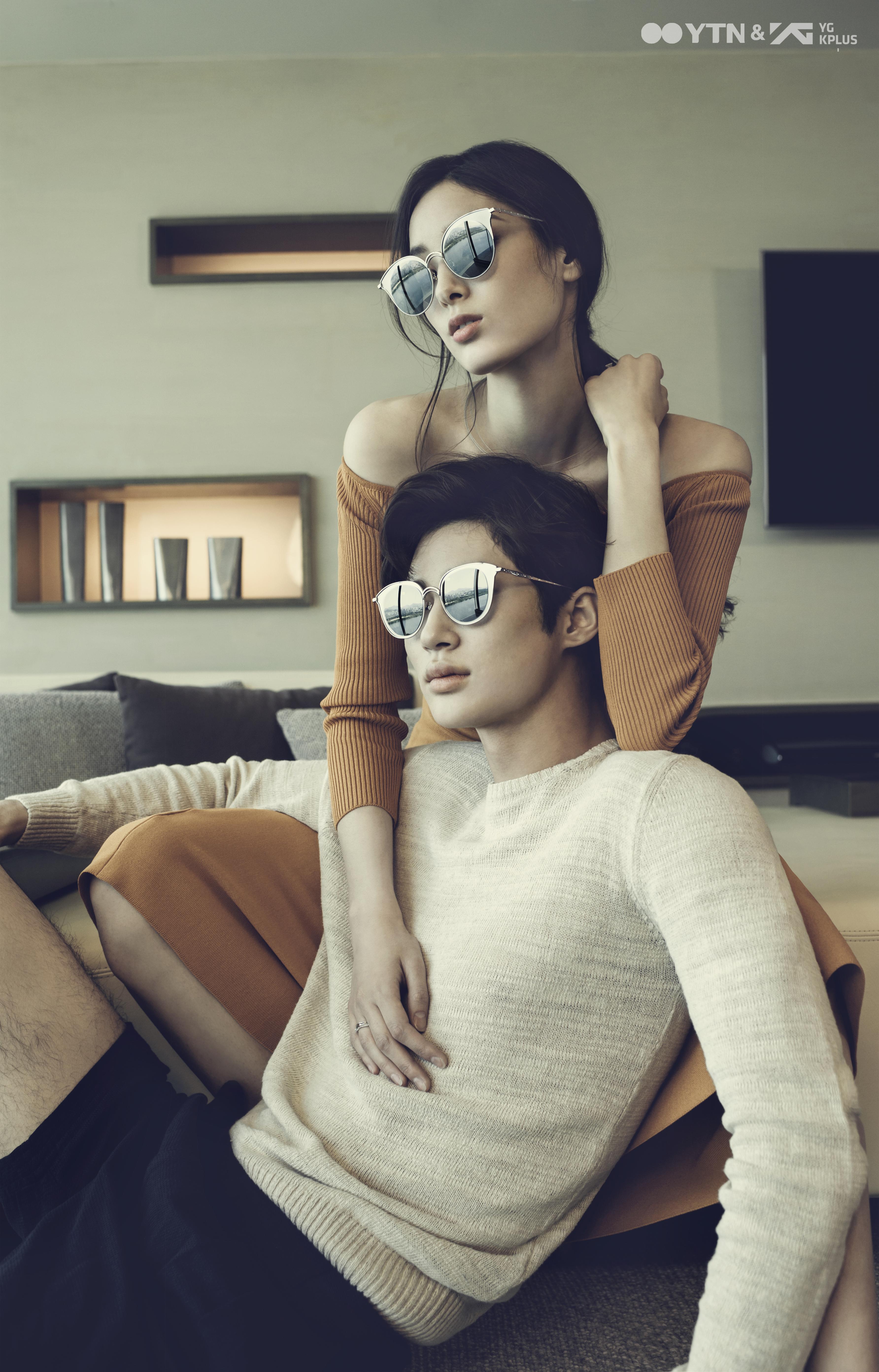 렌즈 속 미묘한 긴장감, 로맨스를 부르는 선글라스!