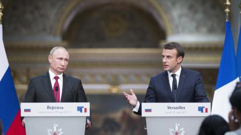 '0석' 프랑스 대통령의 신당, 의석 '싹쓸이' 할까?