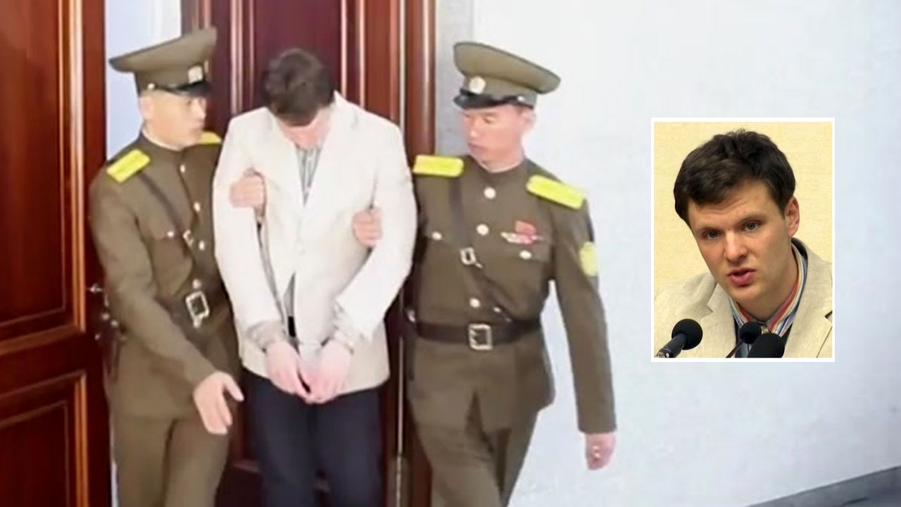 [취재N팩트] 北, 억류 美 대학생 혼수상태로 석방...인권 비판 일 듯