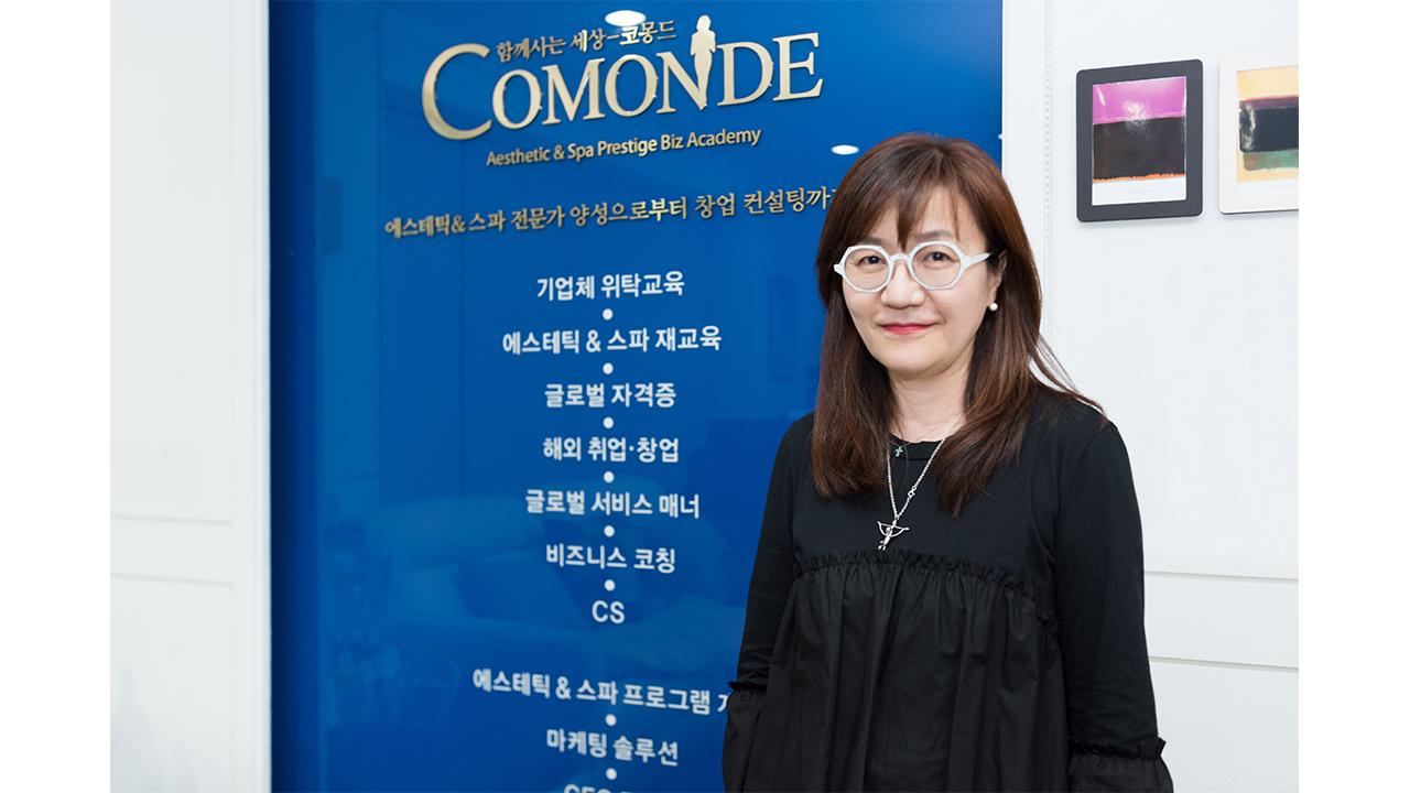 """[피플앤피플]""""여성 몸에 쌓이는 노폐물, 순환 문제 해결돼야"""" 박정현 코몽드 아카데미 대표"""