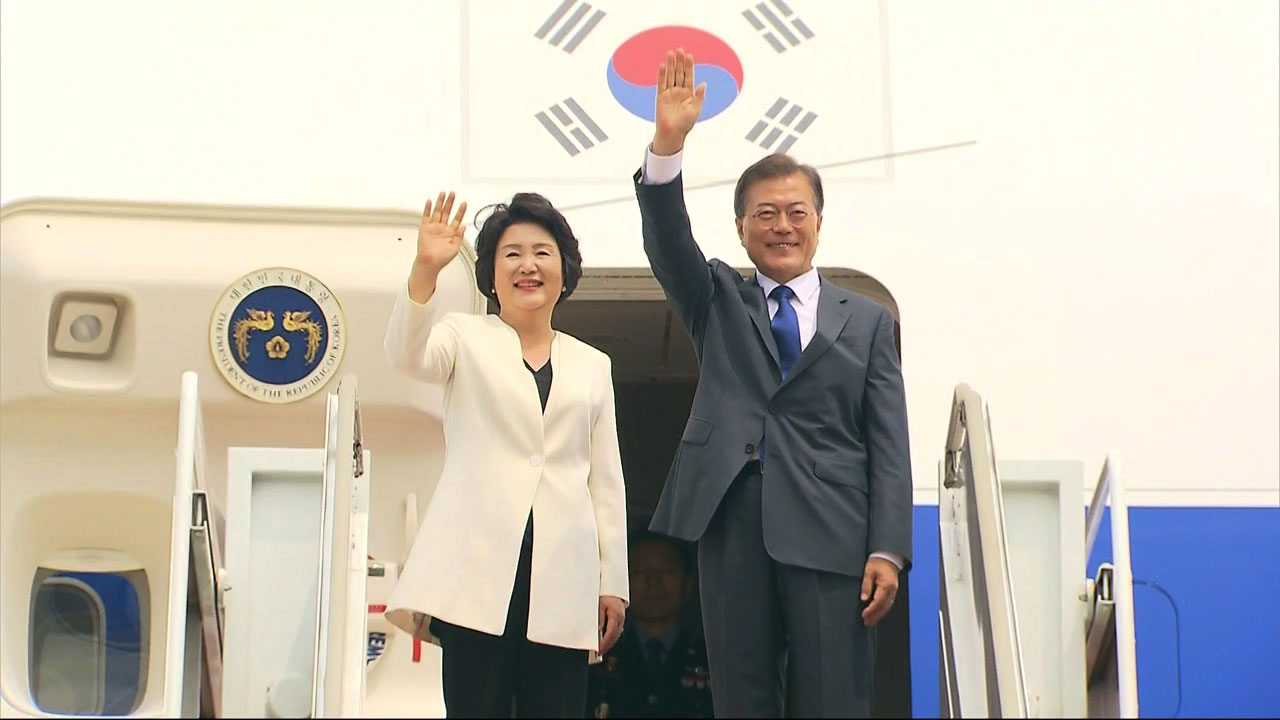 [취재N팩트] 문 대통령, 백악관 영빈관 3박...'최고 수준 예우'