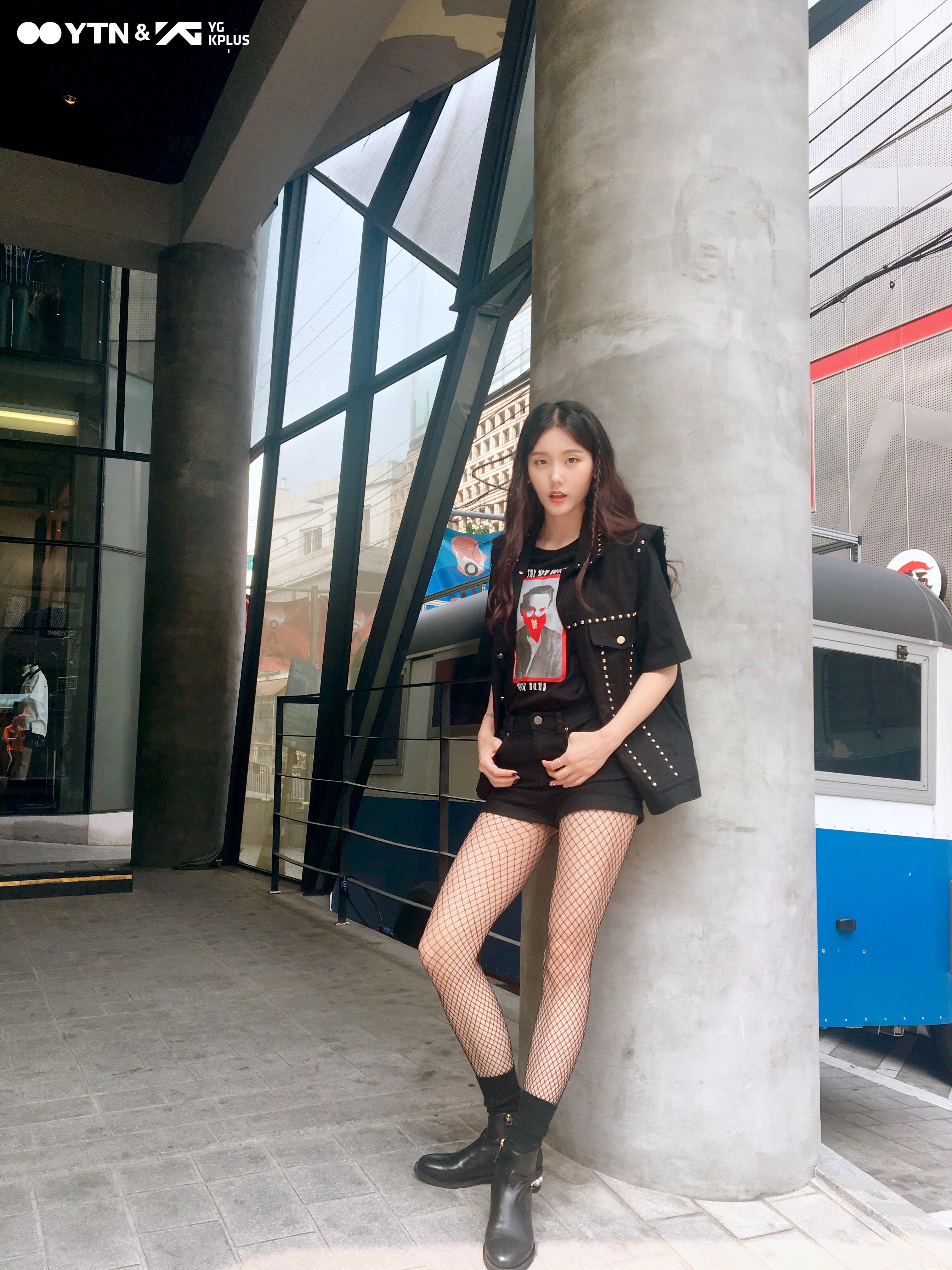 예능 루키 심소영의 매력 만점 펑크 룩!