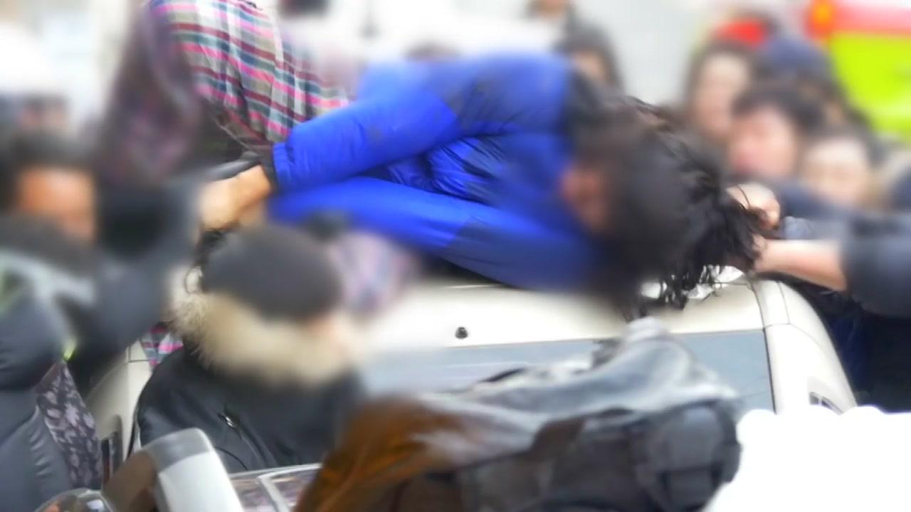막 나가는 '강제집행'...합법 앞세운 폭력 난무