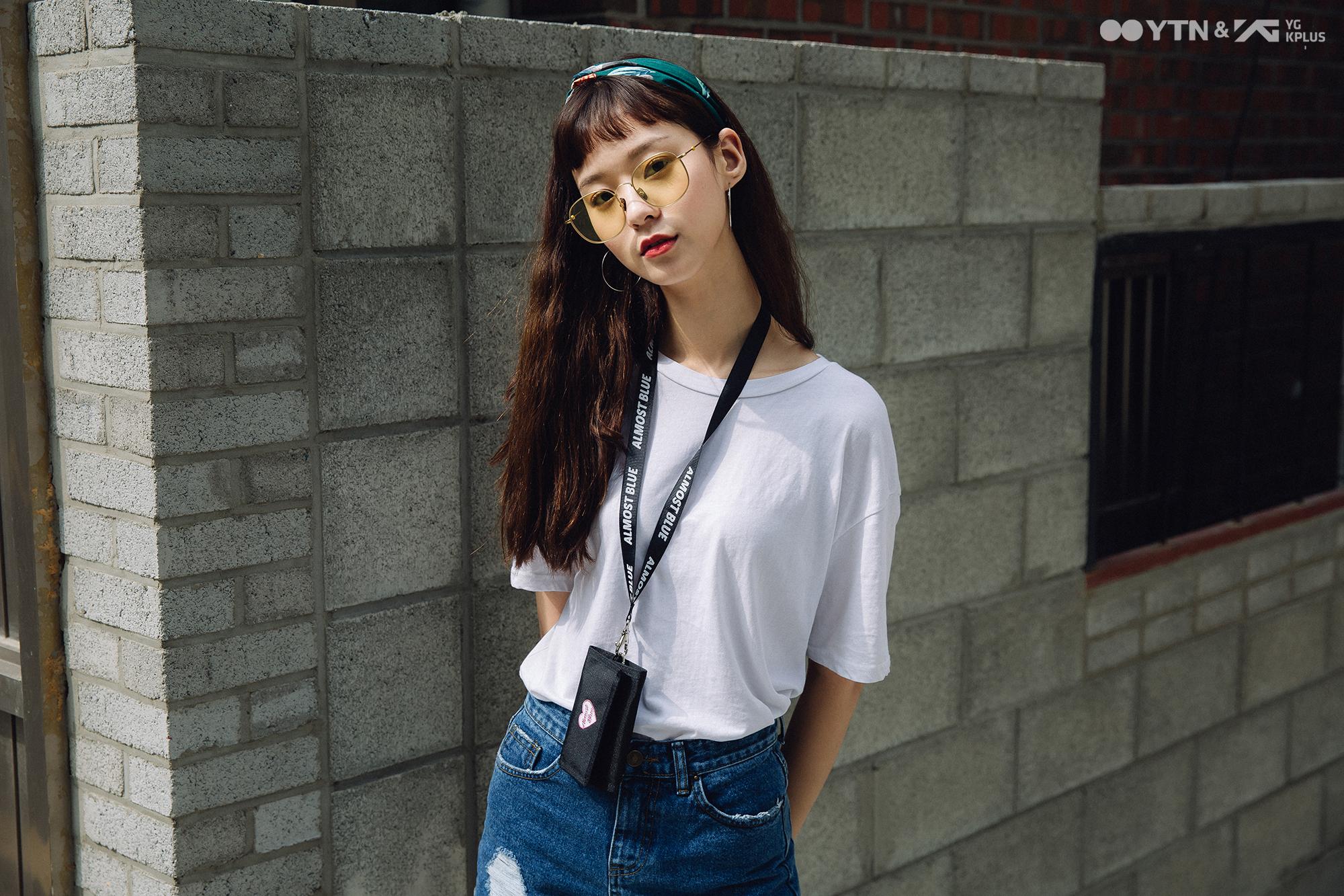 모델 조은서의 모던 레트로 룩 따라잡기!
