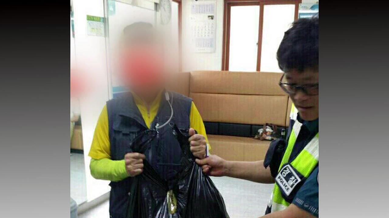 [좋은뉴스] 잃어버린 80만 원 택배...경찰이 물건 찾아