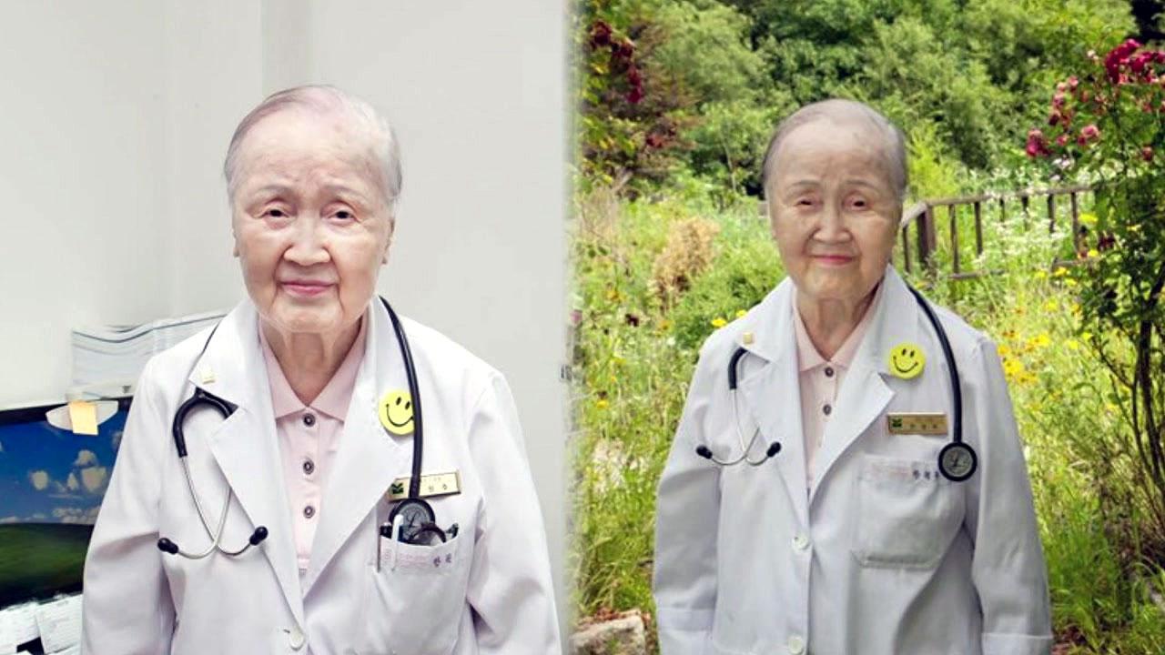 [좋은뉴스] 38년간 인술 베푼 '91세 현역 의사'