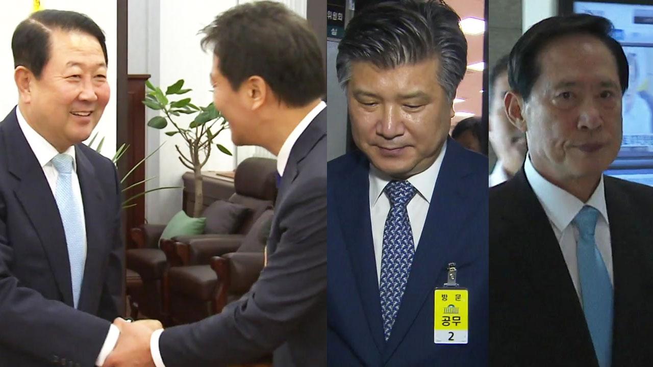 [취재N팩트] '사과·복귀·사퇴·임명'...숨가빴던 국회 정상화 협상 '막전막후'