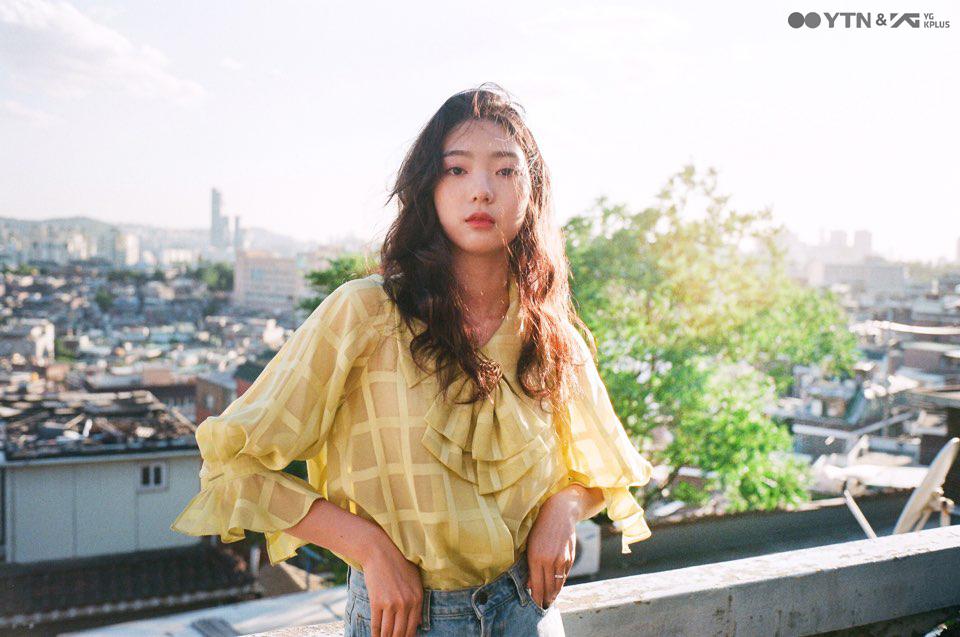 모델 조예림의 남심 녹이는 블라우스 스타일링!