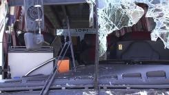 [취재N팩트] 의문투성이 빗길 터널사고...의혹 자초한 도로공사