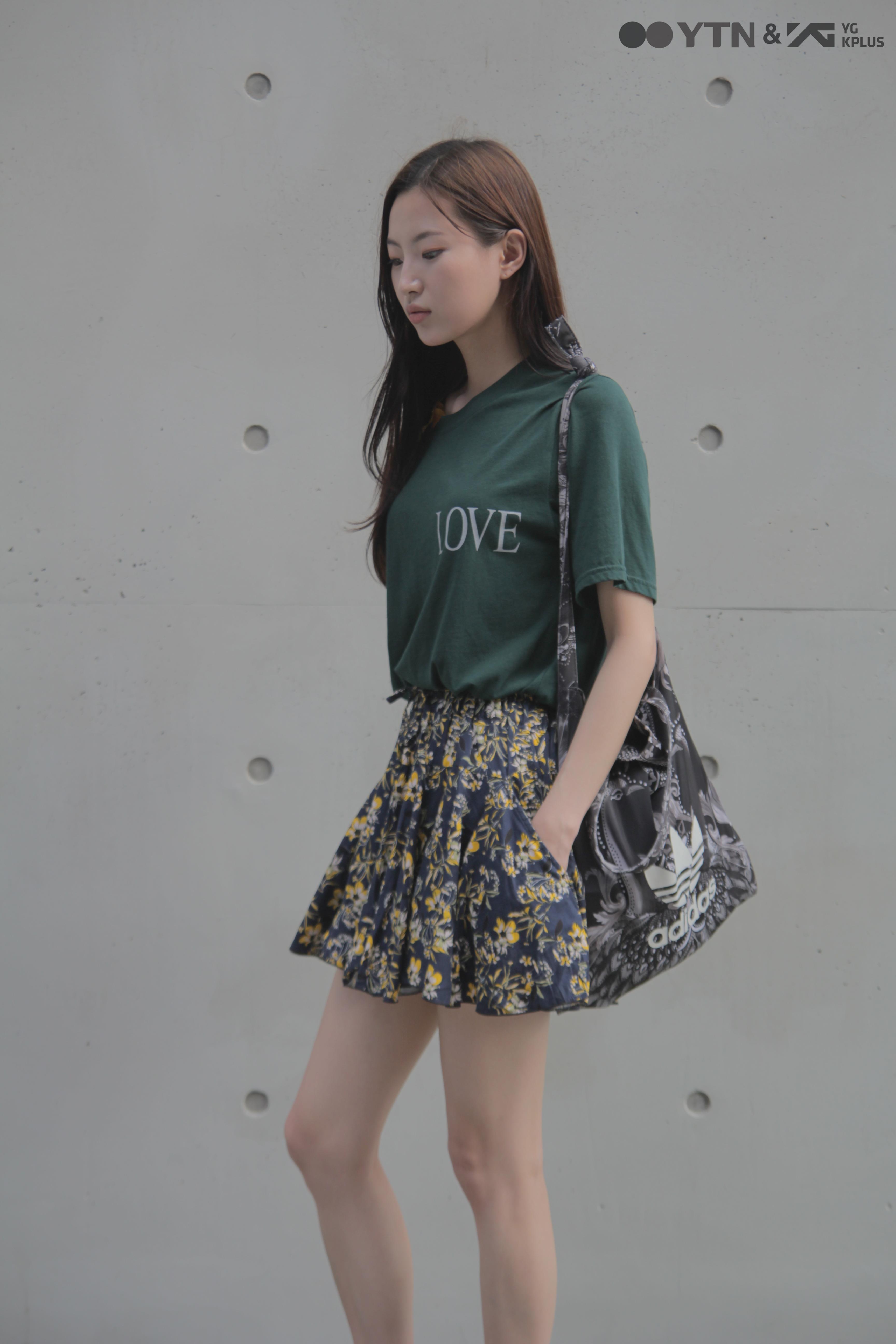 모델 김명진의 러블리한 서머 리얼웨이 룩!