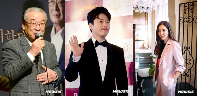 [단독] 이순재·장혁·한채아, MBC \'돈꽃\' 출연… 11월 첫방송