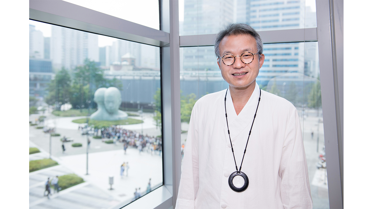 """[피플앤피플] """"우리나라 초암차, 일본 다도에 큰 영향"""" 최정간 차(茶) 문화 연구가"""