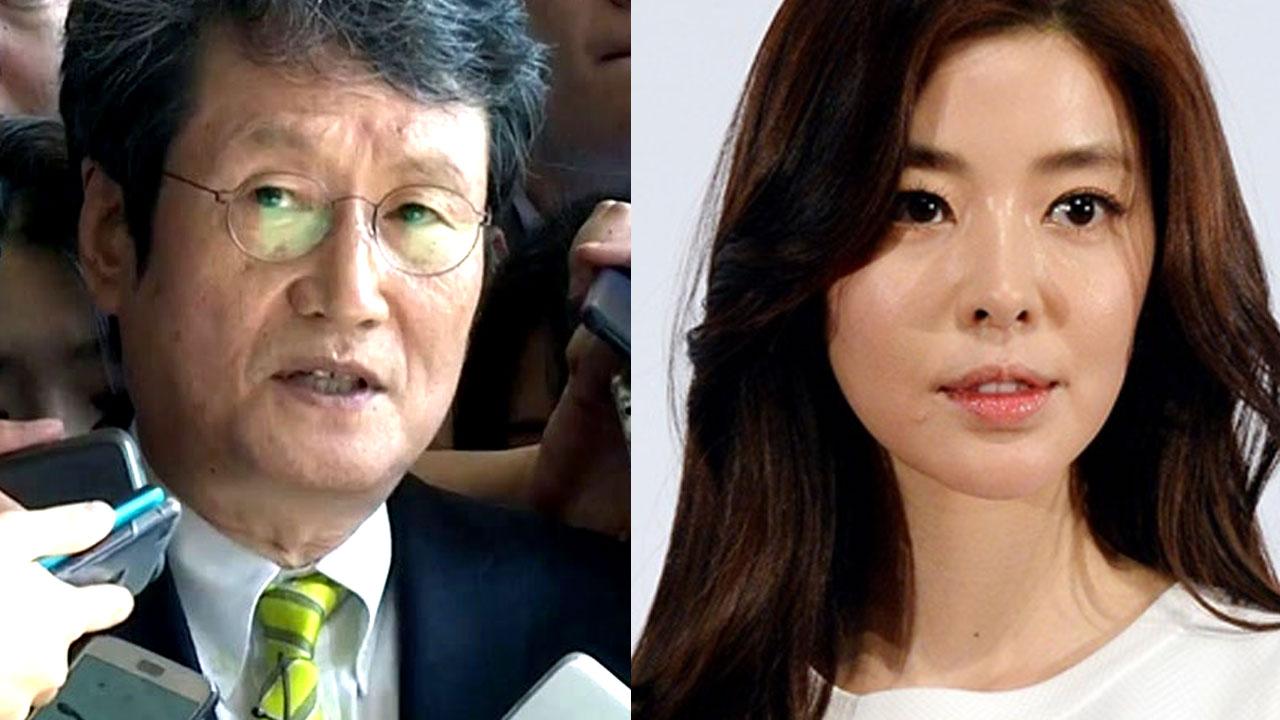 """문성근 """"'블랙리스트' 가장 큰 피해자는 배우 김민선"""""""