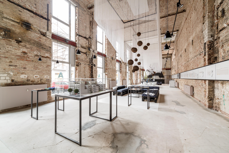 〔안정원의 디자인 칼럼〕 과거의 흔적과 공존하고자 하는 부동산 회사의 실험적 공간