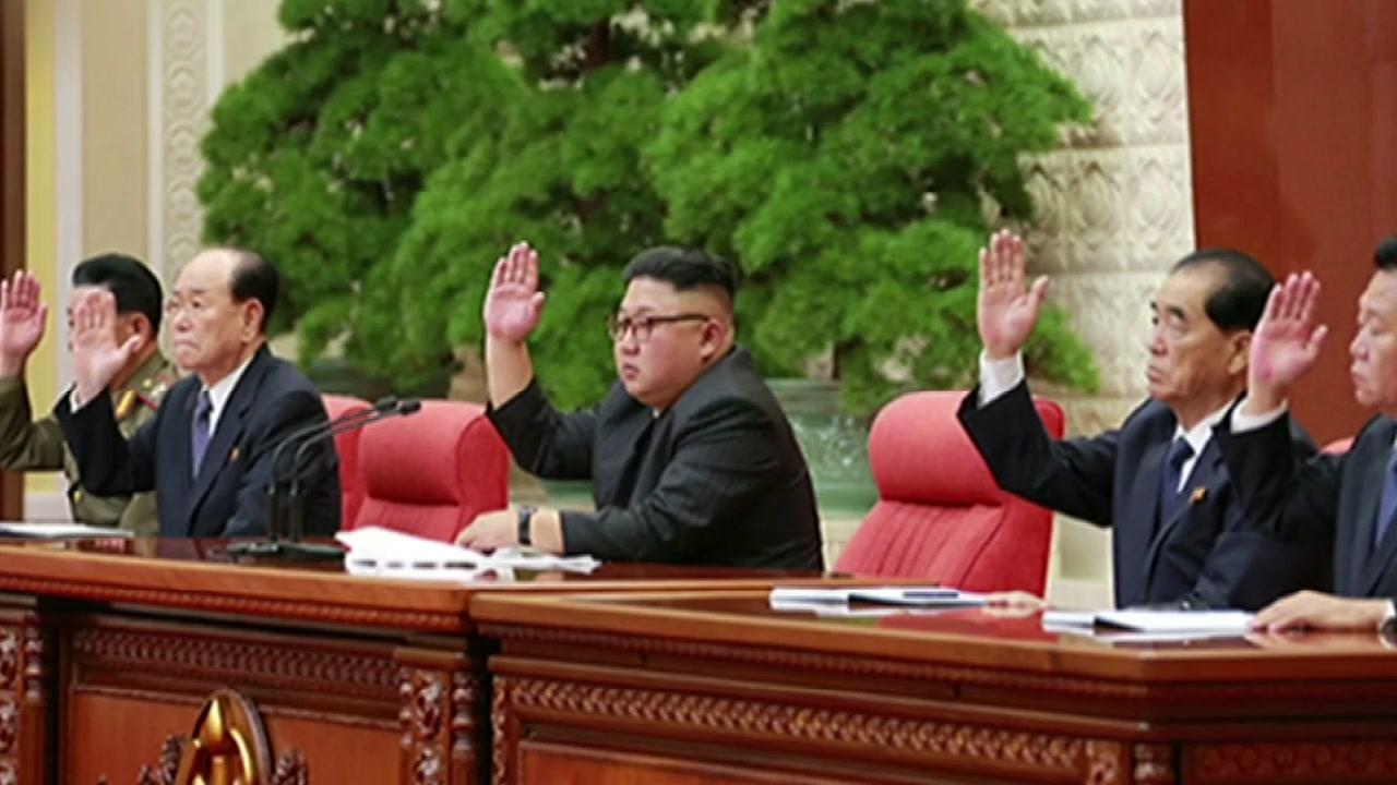 [취재N팩트] 추가 도발 앞두고 내부 정비? 김정은 친정 체제