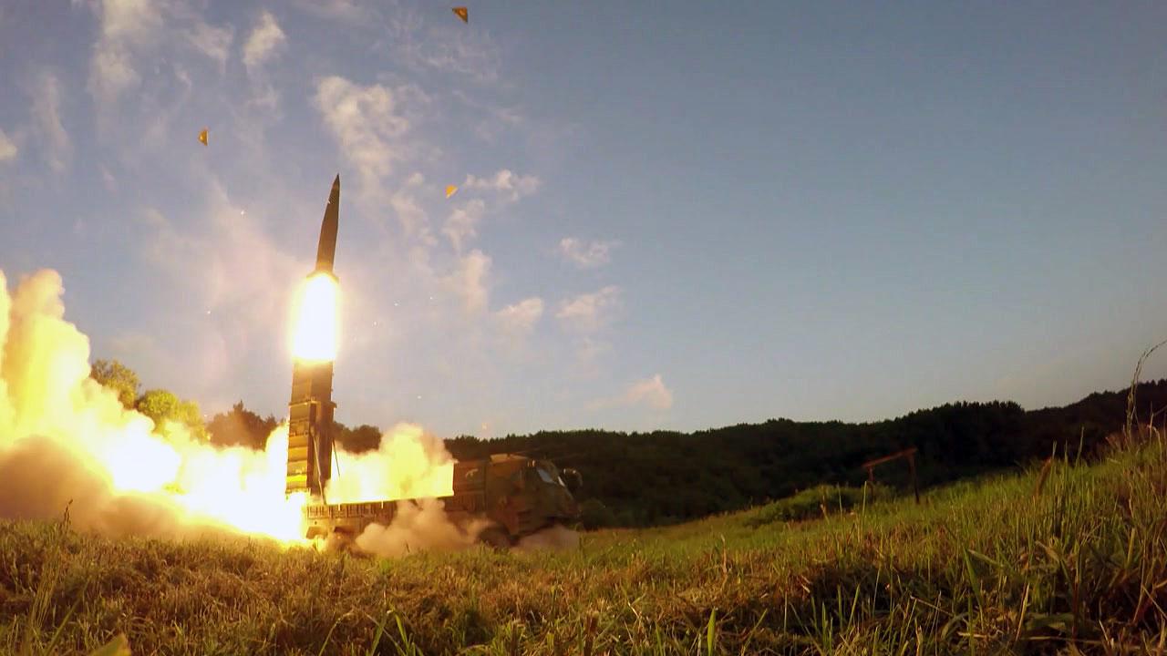 """軍 """"현무-4, SLBM 개발""""...북핵 대응 미사일 전력 강화"""