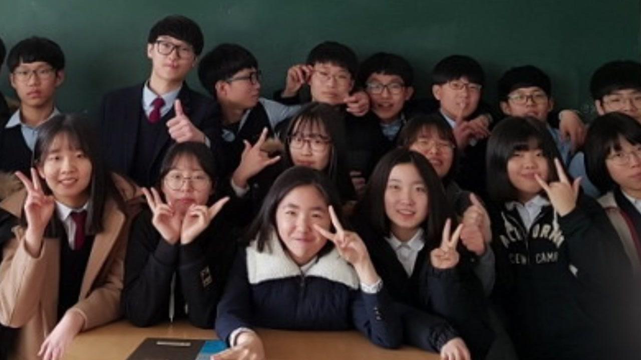 [좋은뉴스] '난치병' 앓는 친구 위해 모금 운동 벌인 중학생들