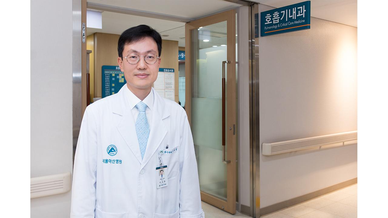 """""""만성 폐쇄성 폐질환, 금연이 중요"""""""