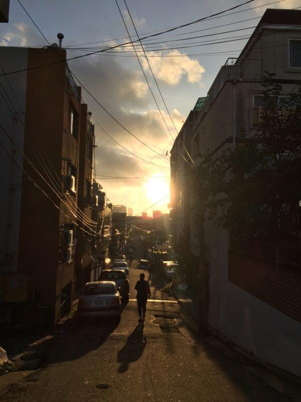 [포토에세이-인천 남구] 길 위의 시간