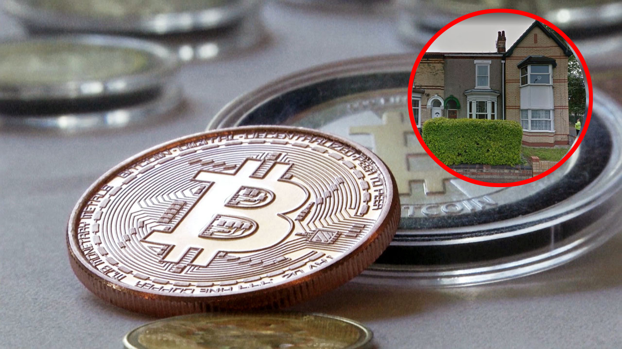 비트코인으로 집도 산다? 영국에 등장한 주택 매물