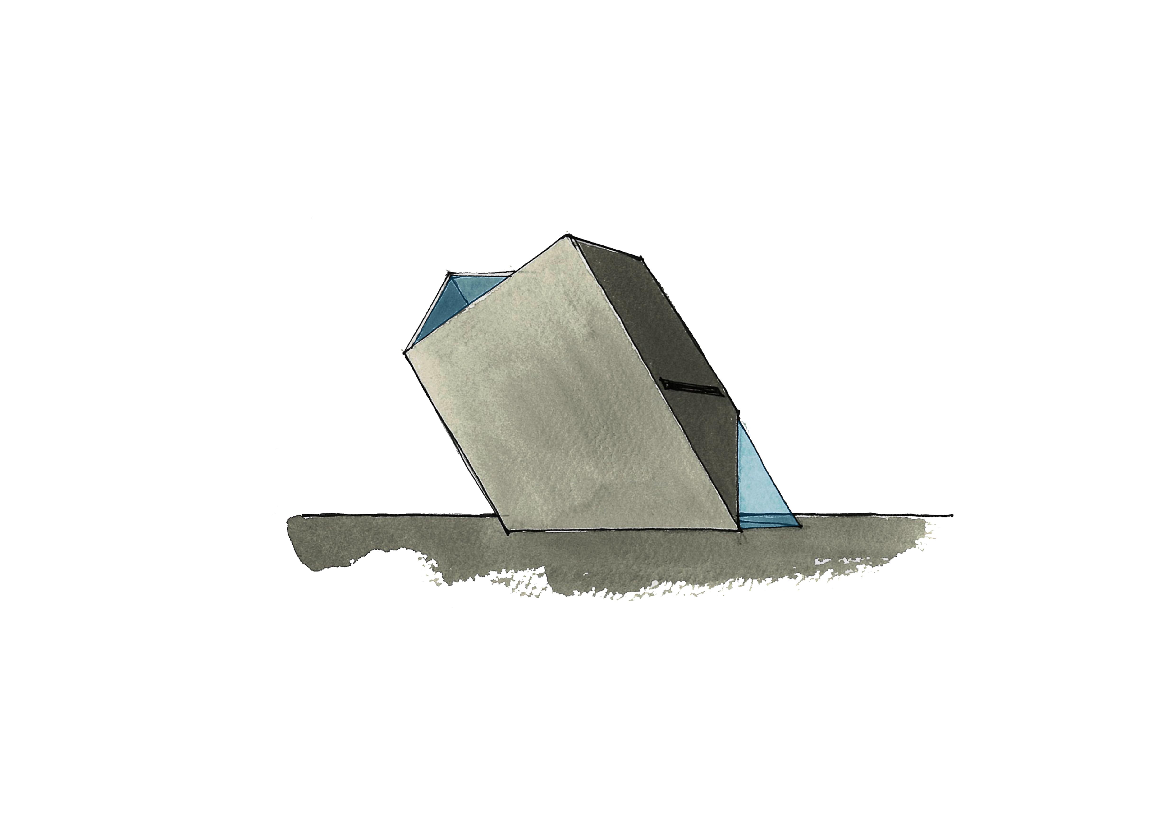 〔안정원의 디자인 칼럼〕 주변 환경과 장소성에 따라 유연하게 변형된 건축 구조 1