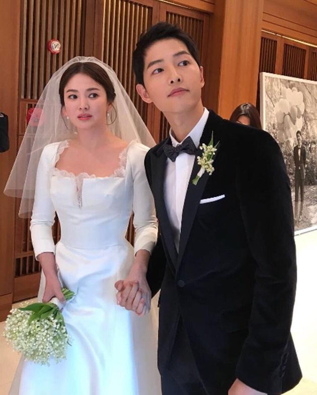 '슈스스' 한혜연이 공개한 송송 결혼식 비하인드 컷